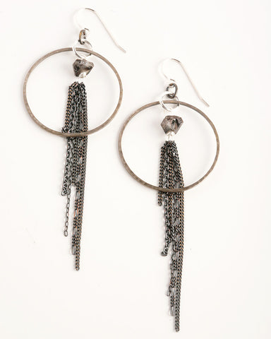 Disco Antique Earrings