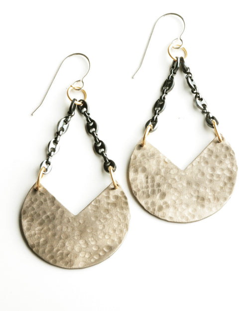Lunar Antique Earrings