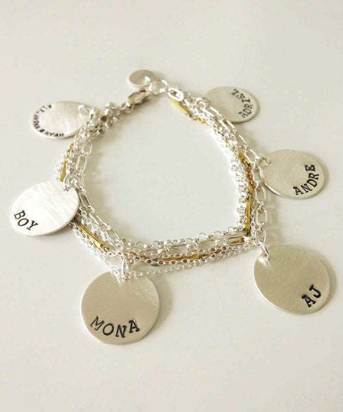 So Many Charms Bracelet