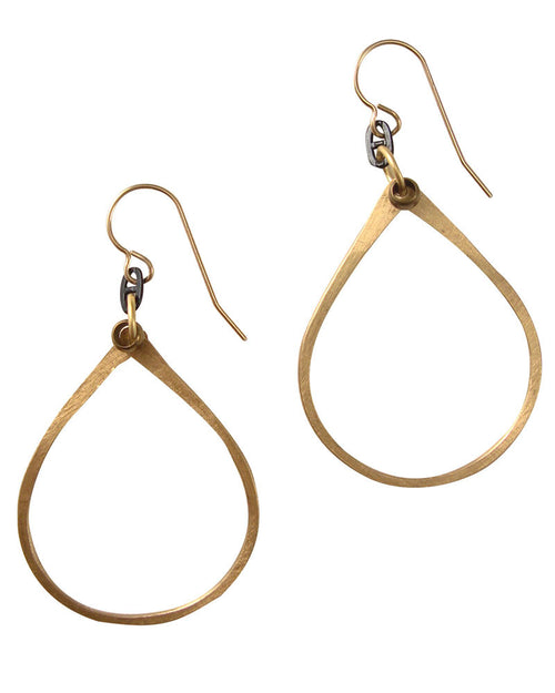 Jungle Gold Earrings