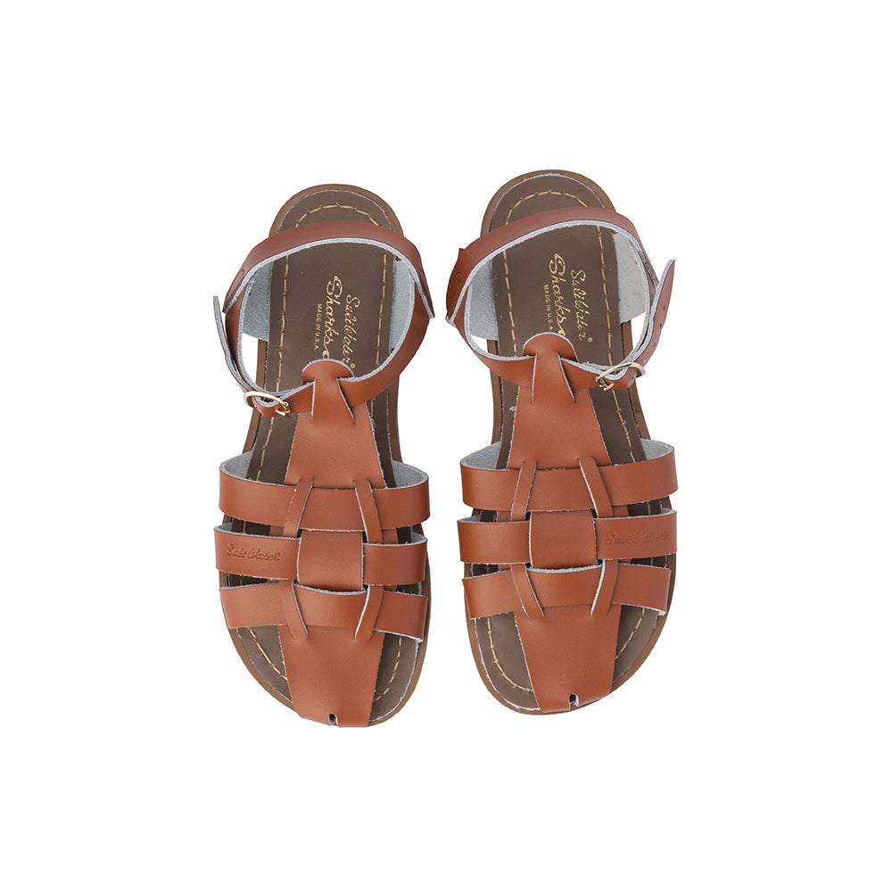 Tan Salt Water Shark Sandal