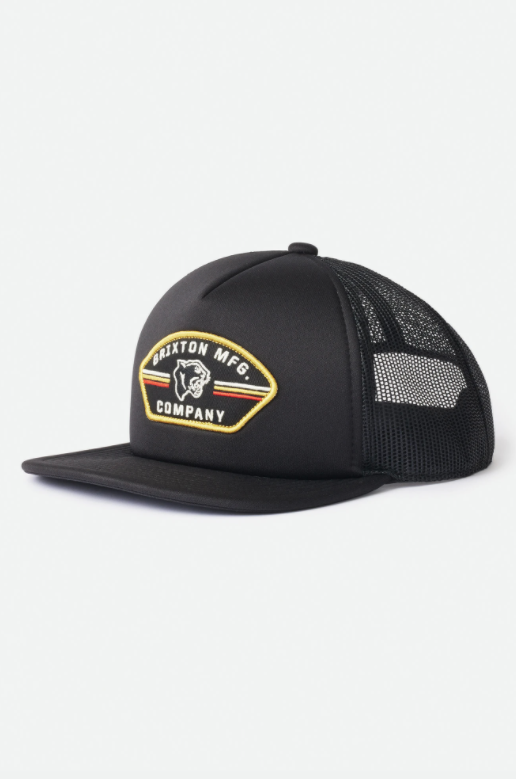 Rampant MP Mesh Cap - black