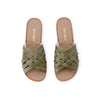 Salt Water Retro Slide Olive