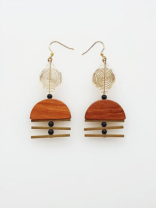 Mies Earrings