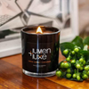 Vetiver Leather & Cardamom Candle