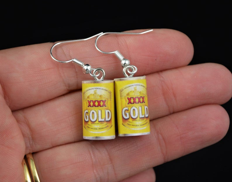 XXXX Gold Earrings