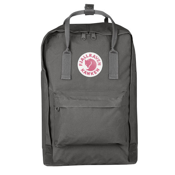 "Kanken 15"" Laptop Bag Super Grey"