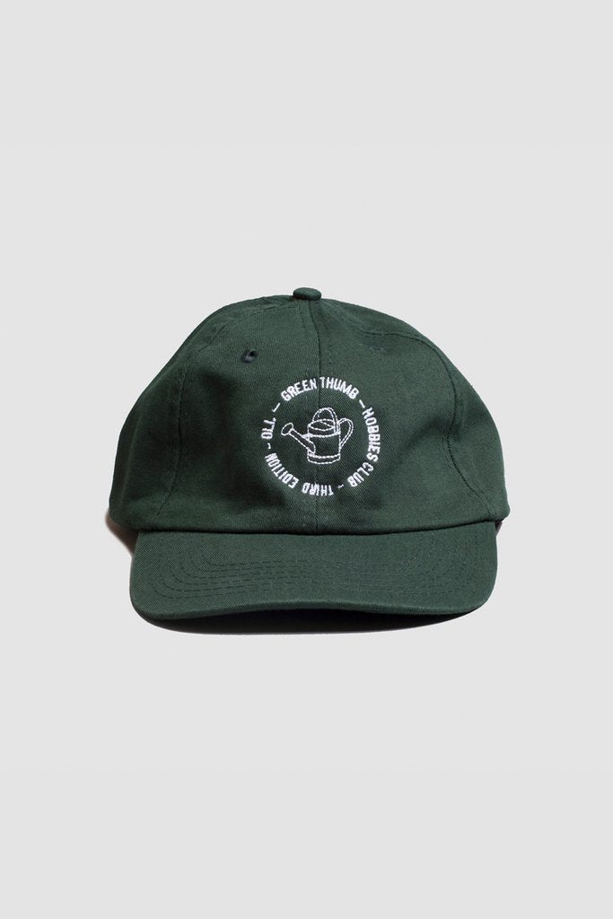 Green Thumb Cap - Forest