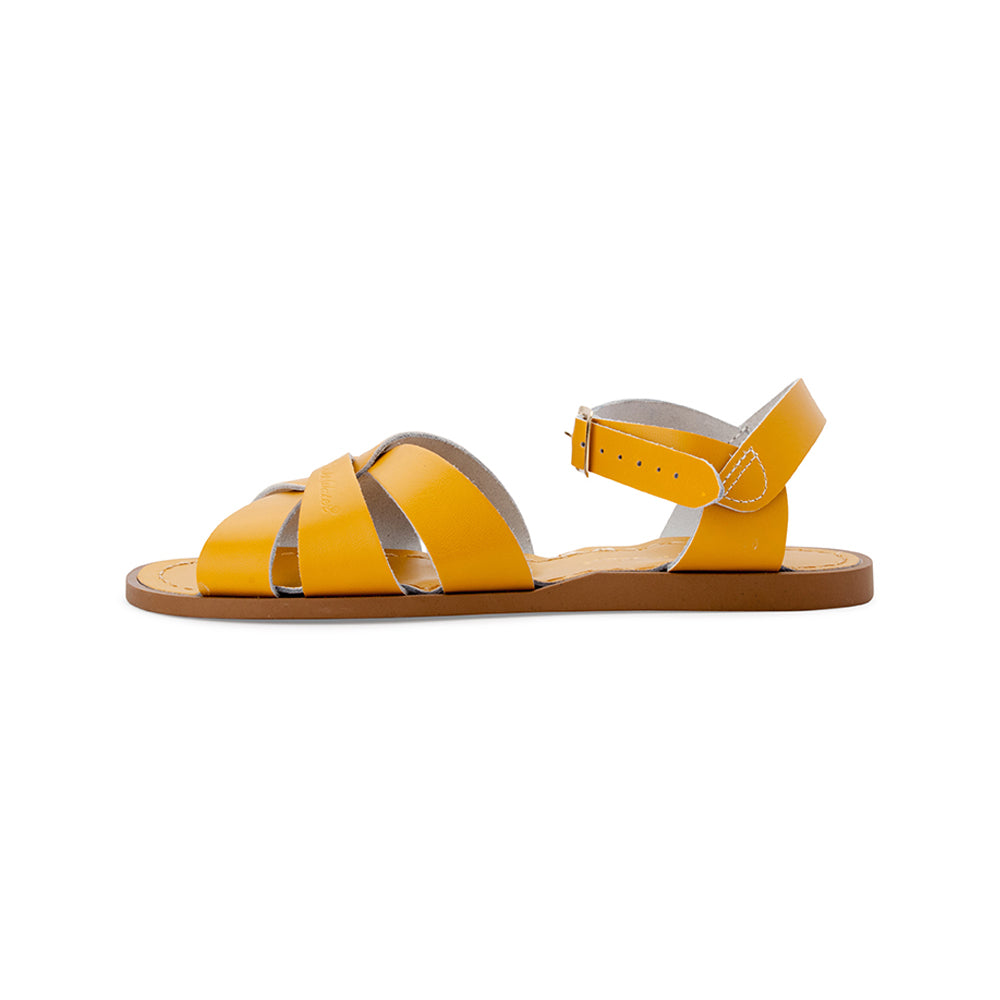 Mustard Original Salt Water Sandals