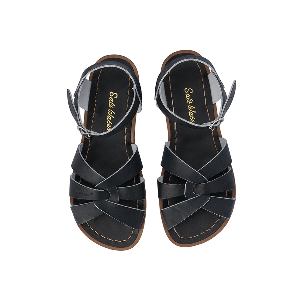 Black Original Salt Water Sandal