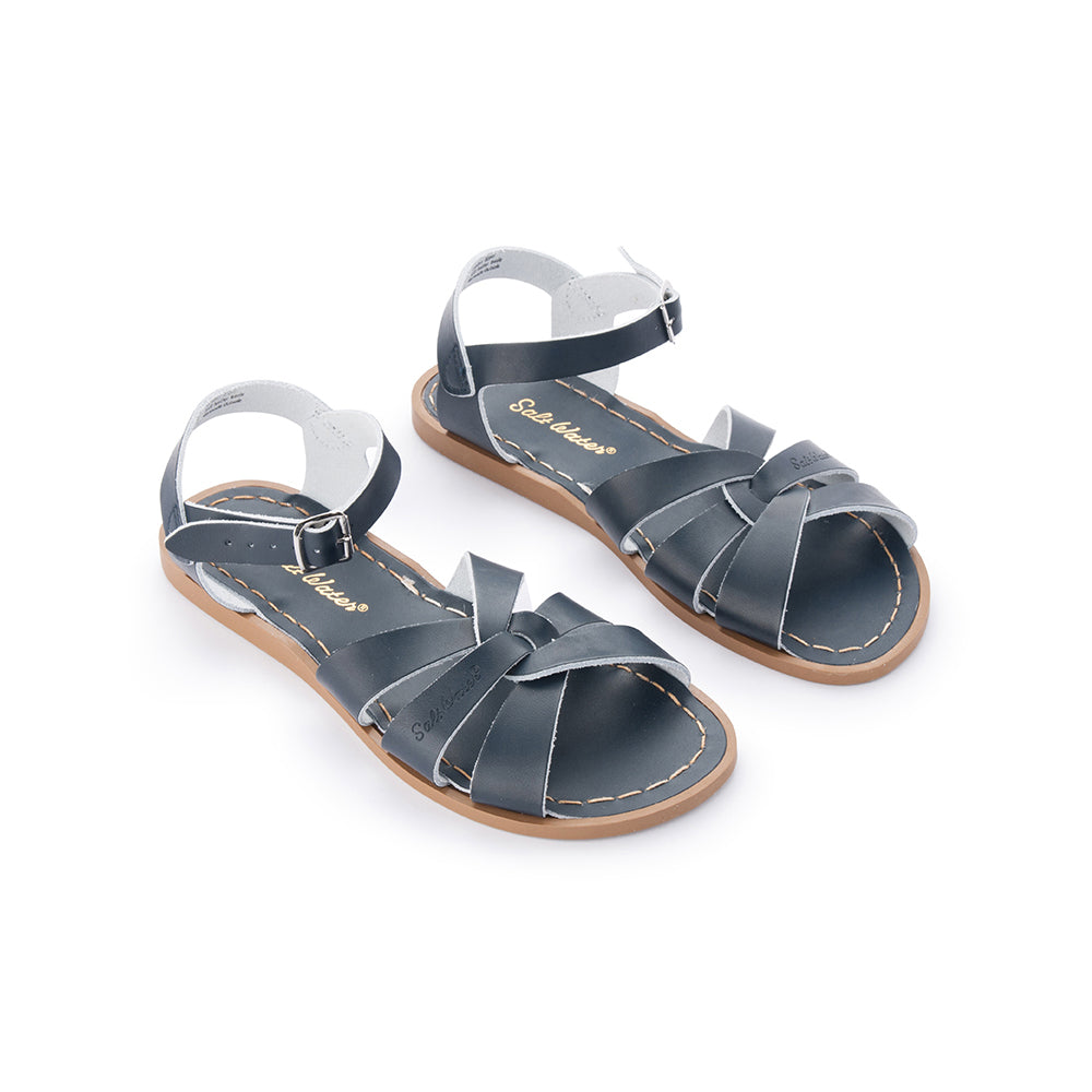Navy Original Salt Water Sandal