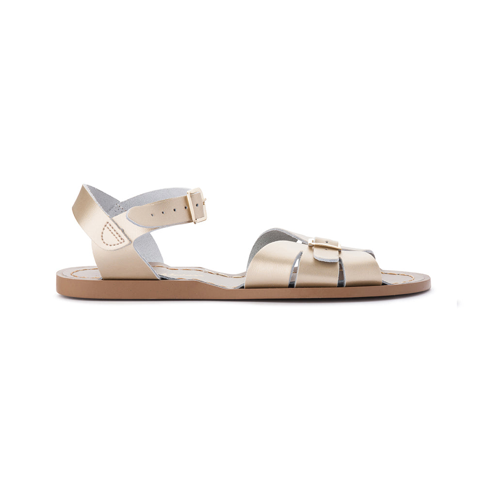 Gold Classic Salt Water Sandal
