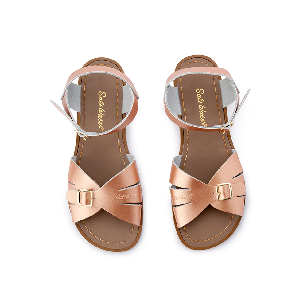 **PRE ORDER** Rose Gold Classic Salt Water Sandals