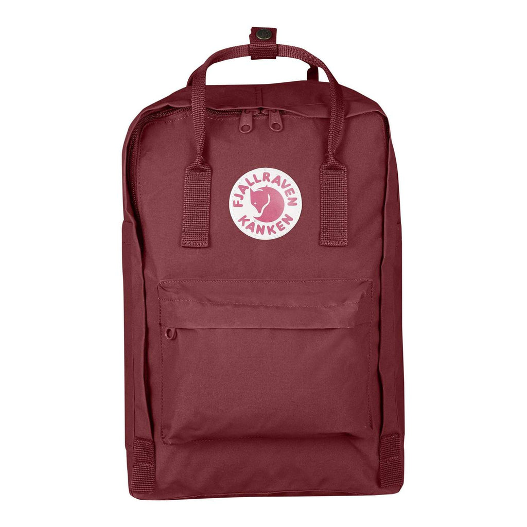 "Kanken 15"" Ox Red Laptop Bag"