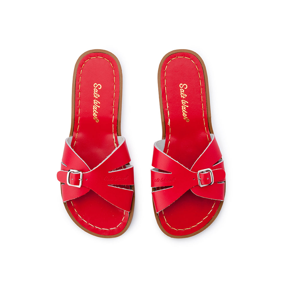 Red Classic Slide *PRE ORDER*