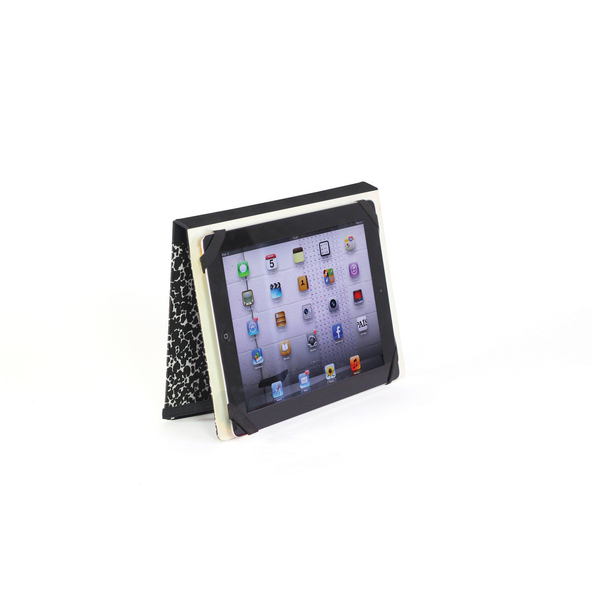 Incognito Ipad Case - Composition