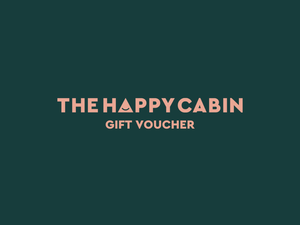 Happy Cabin Gift Voucher