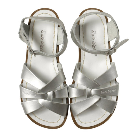 Silver Original Salt Water Sandal
