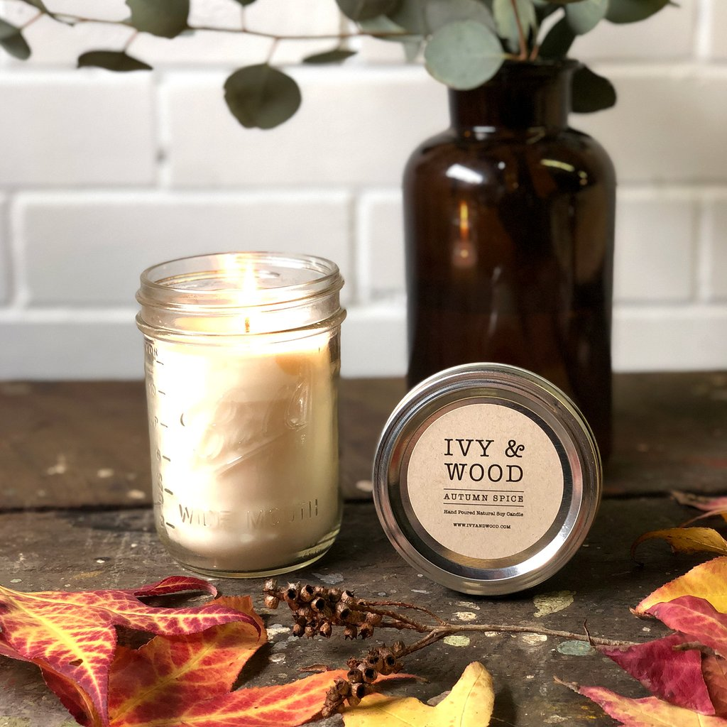 Autumn Spice Candle - Small