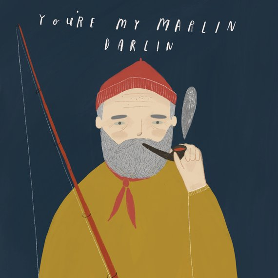 You're my Marlin Darlin' Card