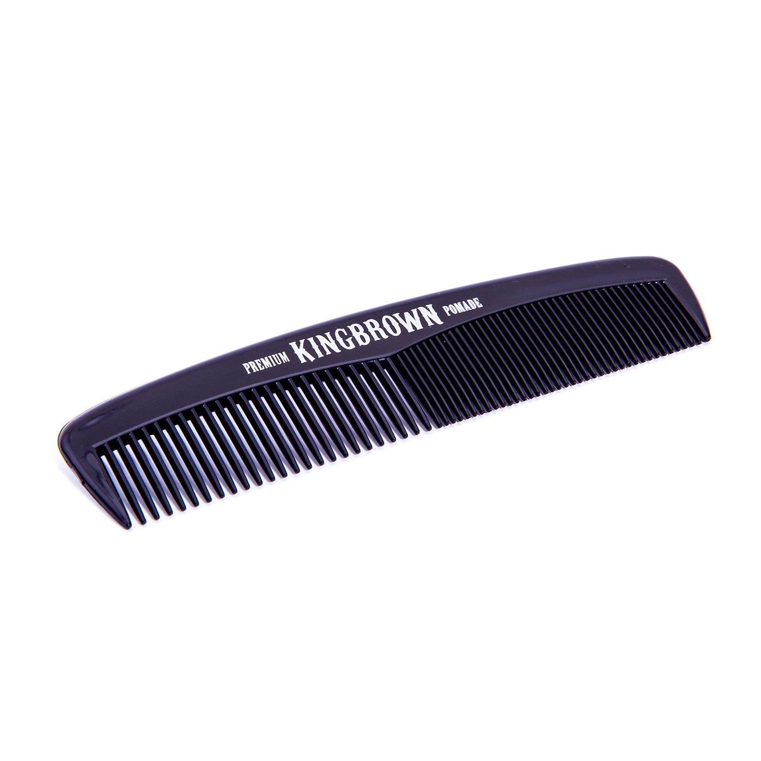 Black Pocket Comb