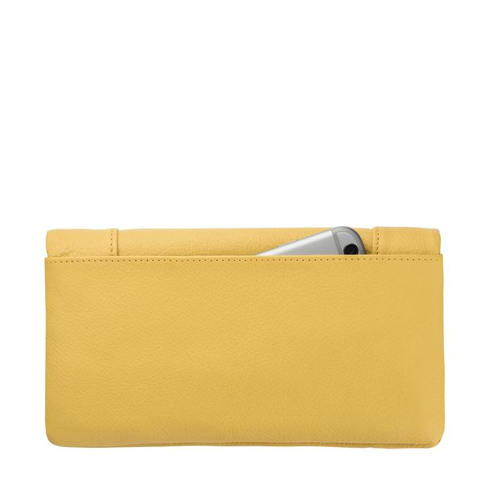 Some Type Of Love Wallet Yellow