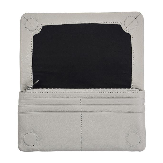 Some Type Of Love Wallet Light Grey