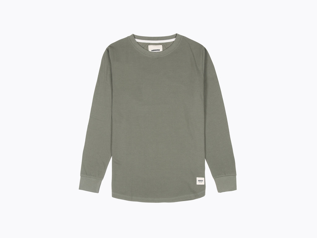 Midland Long Sleeve Tee Olive