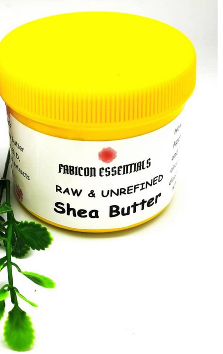 Fabicon 100% Raw & Unrefined Shea Butter