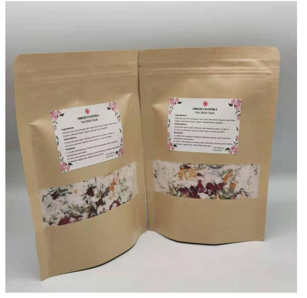 Hydrating Yoni Herbal Bath Soaks
