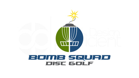 Bomb Squad Disc Golf