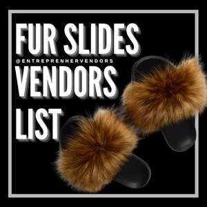 Fur Slides Vendor
