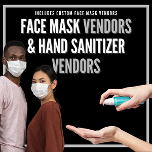 USA Face Mask & Hand Sanitizer Suppliers
