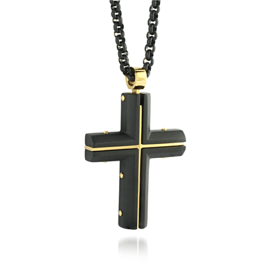 Salva Cross Pendant