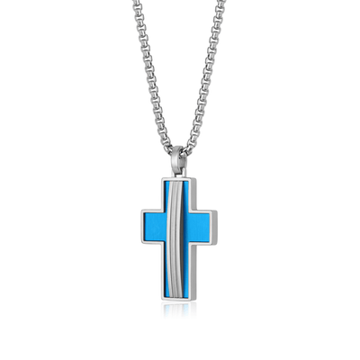 Fede Cross Pendant