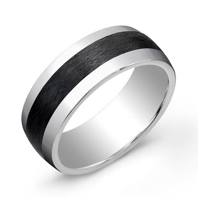Brushed Band Ring