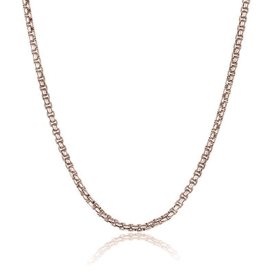 2.5MM ROUND BOX CHAIN