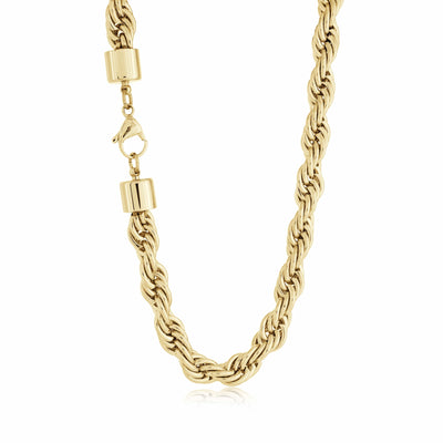 8MM ROPE CHAIN