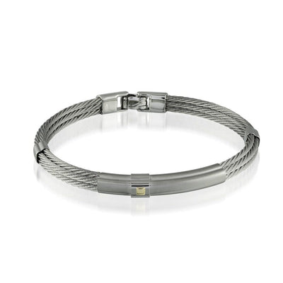 Rounar Cable Bracelet