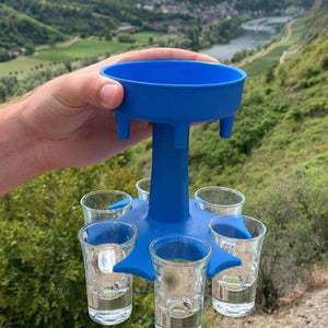 Party shot dispenser