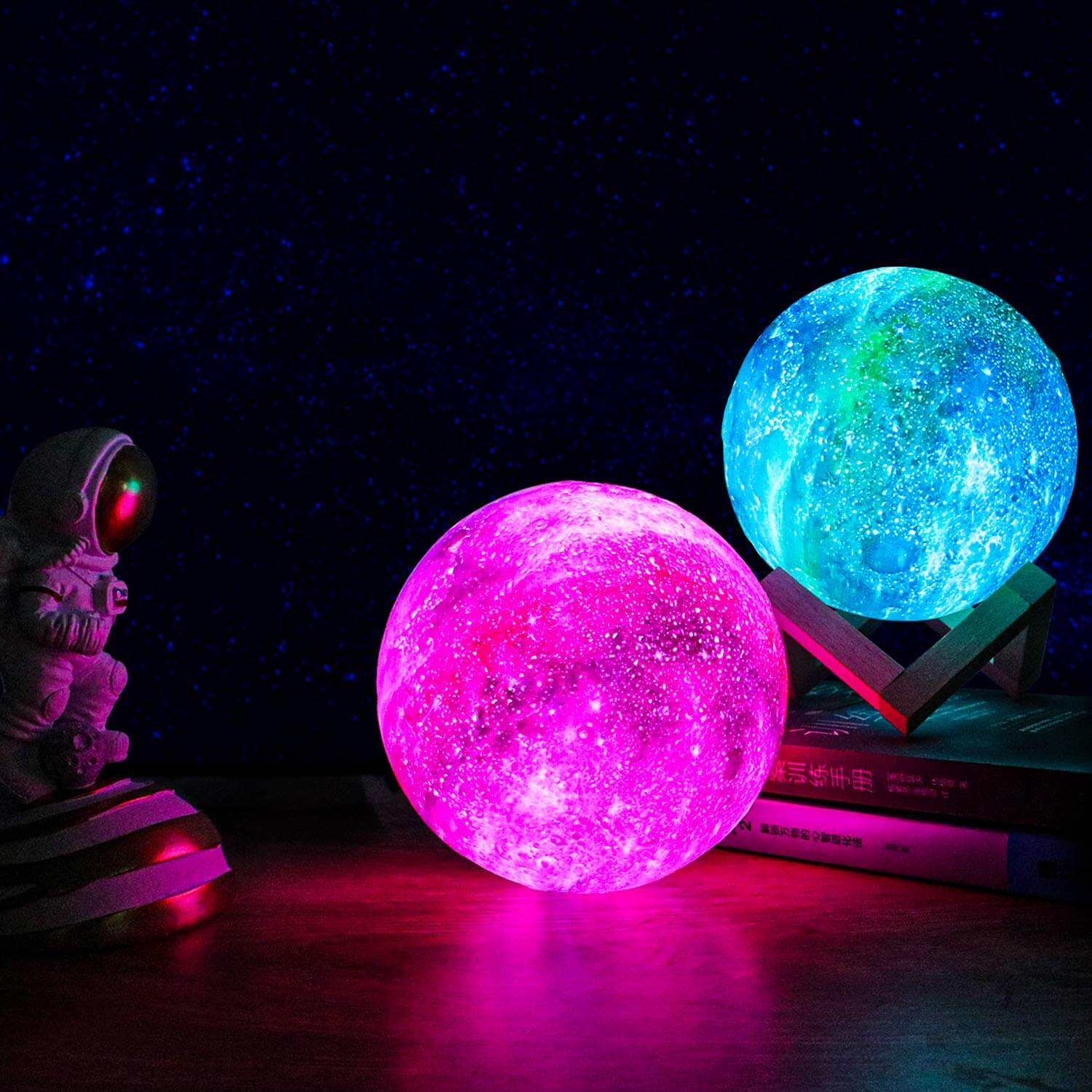 Star Moon Lamp™ - suavexy