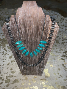 The Chunky Navajo Necklace