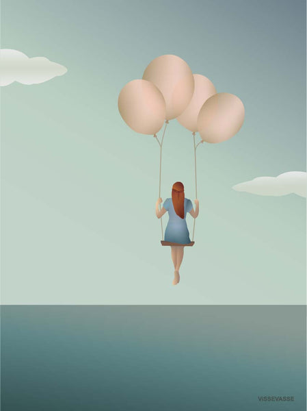 BALLOON DREAM - plakat - ViSSEVASSE