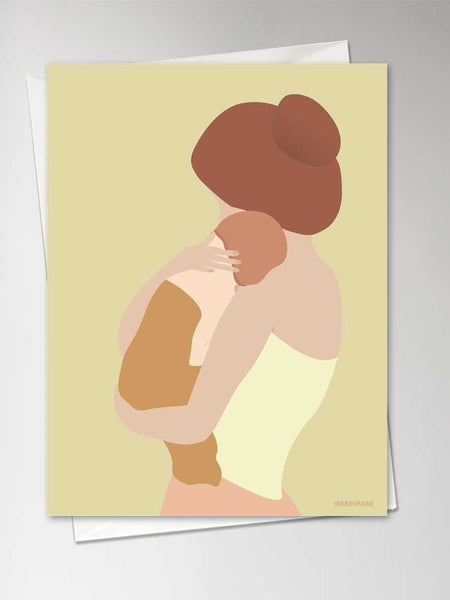 MOTHERHOOD - Kort - ViSSEVASSE