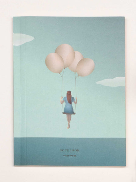 NOTEBOOK Balloon Dream