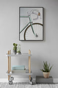 RACING BICYCLE - plakat - ViSSEVASSE