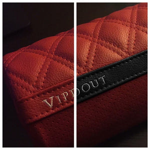 Vipdout Leather Neckpads
