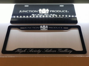 Junction Produce Limited Edition Plates | Plates Frames