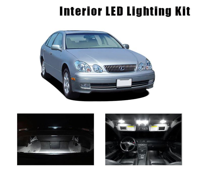 Lexus GS300/400/430 Lighting Interior replacement