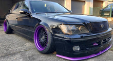 Load image into Gallery viewer, Ulterior Motives 1995-2000 Lexus LS400 Weld-On Front Fender Flares (a pair)